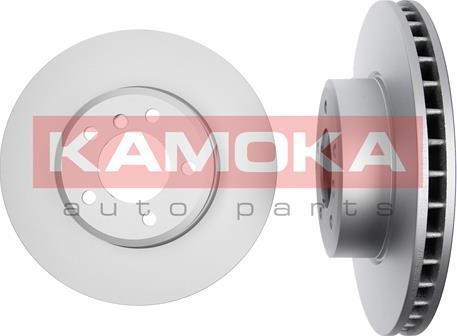 Kamoka 1031026 - Тормозной диск autodnr.net