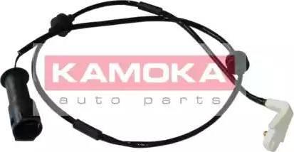 Kamoka 105014 - Сигнализатор, износ тормозных колодок autodnr.net