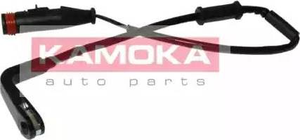 Kamoka 105018 - Сигнализатор, износ тормозных колодок avtokuzovplus.com.ua