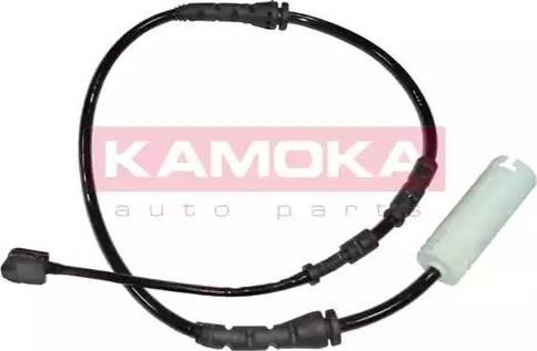 Kamoka 105085 - Сигнализатор, износ тормозных колодок avtokuzovplus.com.ua