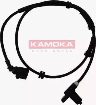 Kamoka 1060187 - Датчик ABS, частота вращения колеса autodnr.net