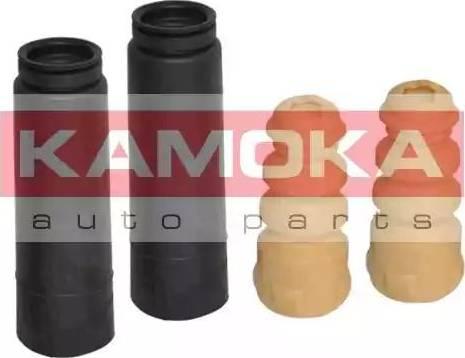 Kamoka 2019036 - Пилозахисний комплект, амортизатор autocars.com.ua