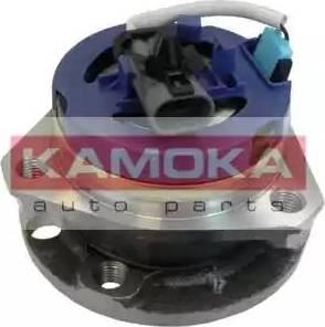 Kamoka 5500061 - Комплект подшипника ступицы колеса autodnr.net