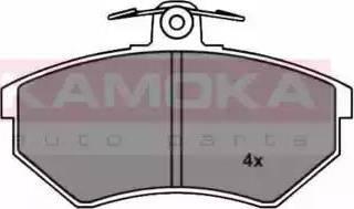 Kamoka JQ1011550 - Тормозные колодки, дисковые car-mod.com