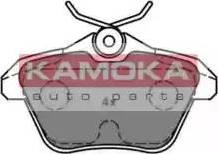 Kamoka JQ1011990 - Тормозные колодки, дисковые car-mod.com