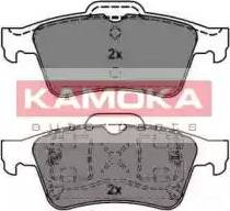 Kamoka JQ1013080 - Тормозные колодки, дисковые car-mod.com