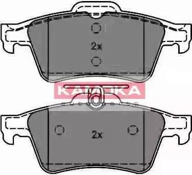 Kamoka JQ1013532 - Тормозные колодки, дисковые car-mod.com