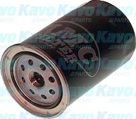 Kavo Parts TO-124 - Масляний фільтр autocars.com.ua