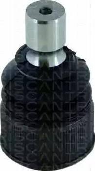 Kawe 8500 50551 - Шаровая опора, несущий / направляющий шарнир car-mod.com