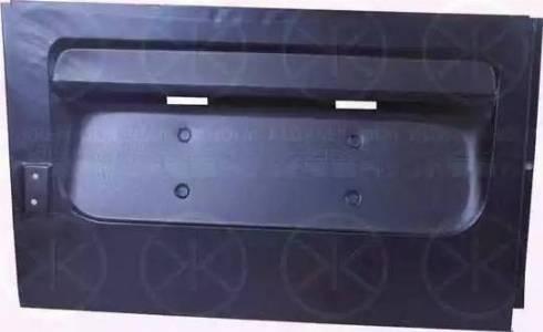 Klokkerholm 3546151 - Задняя дверь car-mod.com