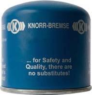 Knorr Bremse II41300F - Патрон осушувача повітря, пневматична система autocars.com.ua