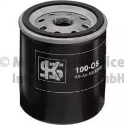 Kolbenschmidt 50013100 - Масляный фильтр autodnr.net