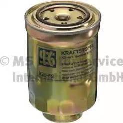 Kolbenschmidt 50013833/3 - Топливный фильтр autodnr.net