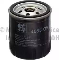 Kolbenschmidt 50014685 - Масляний фільтр autocars.com.ua