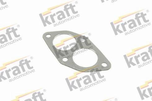 KRAFT AUTOMOTIVE 0520010 - Кільце ущільнювача, труба вихлопного газу autocars.com.ua