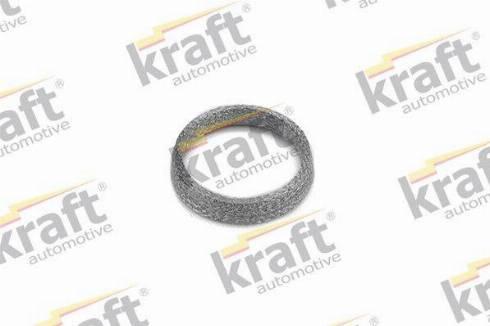 KRAFT AUTOMOTIVE 0533000 - Кільце ущільнювача, труба вихлопного газу autocars.com.ua