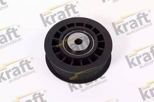 KRAFT AUTOMOTIVE 1221010 - Паразитний / провідний ролик, поліклиновий ремінь autocars.com.ua