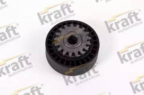 KRAFT AUTOMOTIVE 1225310 - Натяжна ролик, поліклинові ремінь autocars.com.ua