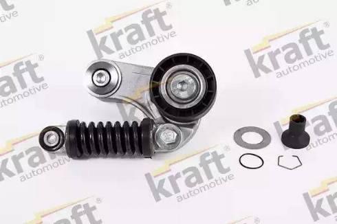 KRAFT AUTOMOTIVE 1225465 - Натягувач ременя, клинові зуб. autocars.com.ua