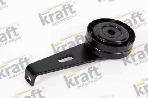 KRAFT AUTOMOTIVE 1225800 - Натяжна ролик, поліклинові ремінь autocars.com.ua