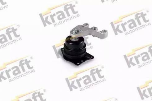 KRAFT AUTOMOTIVE 1490021 - Подушка, підвіска двигуна autocars.com.ua