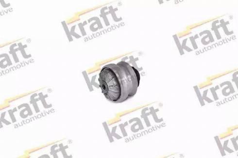 KRAFT AUTOMOTIVE 1491170 - Подушка, підвіска двигуна autocars.com.ua