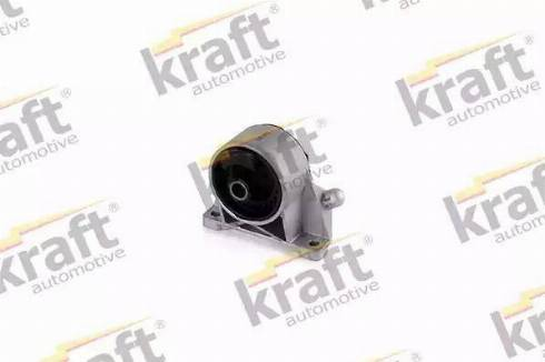 KRAFT AUTOMOTIVE 1491810 - Подушка, підвіска двигуна autocars.com.ua