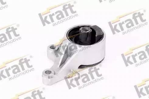 KRAFT AUTOMOTIVE 1491816 - Подушка, підвіска двигуна autocars.com.ua