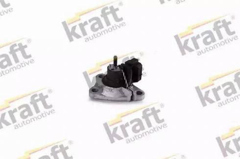 KRAFT AUTOMOTIVE 1495245 - Подушка, підвіска двигуна autocars.com.ua