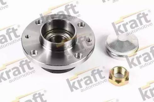 KRAFT AUTOMOTIVE 4103210 - Комплект підшипника маточини колеса autocars.com.ua