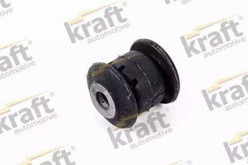 KRAFT AUTOMOTIVE 4230252 - Сайлентблок, важеля підвіски колеса autocars.com.ua