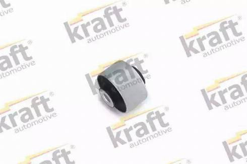 KRAFT AUTOMOTIVE 4230400 - Сайлентблок, важеля підвіски колеса autocars.com.ua