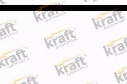 KRAFT AUTOMOTIVE 4231230 - Втулка стабілізатора, нижній сайлентблок autocars.com.ua