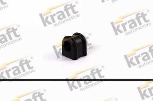 KRAFT AUTOMOTIVE 4231298 - Втулка стабілізатора, нижній сайлентблок autocars.com.ua