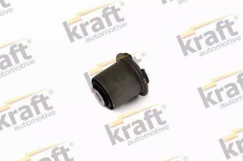 KRAFT AUTOMOTIVE 4231537 - Сайлентблок, рычаг подвески колеса car-mod.com