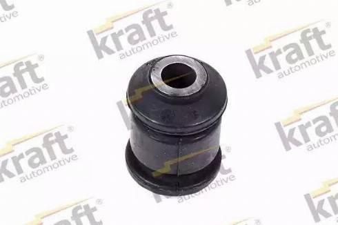 KRAFT AUTOMOTIVE 4236509 - Сайлентблок, важеля підвіски колеса autocars.com.ua