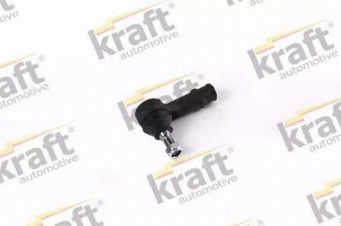 KRAFT AUTOMOTIVE 4310617 - Наконечник рульової тяги, кульовий шарнір autocars.com.ua