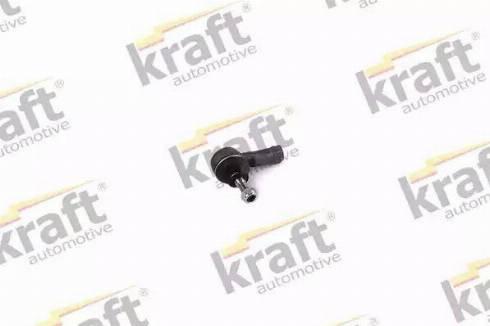 KRAFT AUTOMOTIVE 4312015 - Наконечник рульової тяги, кульовий шарнір autocars.com.ua