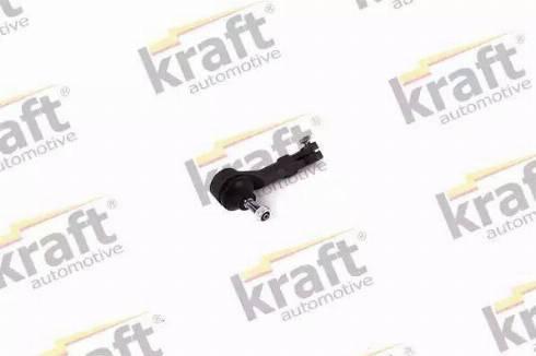 KRAFT AUTOMOTIVE 4315065 - Наконечник рульової тяги, кульовий шарнір autocars.com.ua
