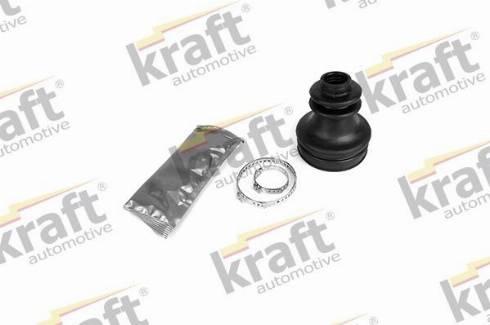 KRAFT AUTOMOTIVE 4415025 - Комплект пилника, приводний вал autocars.com.ua