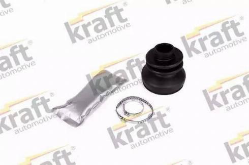KRAFT AUTOMOTIVE 4415701 - Комплект пилника, приводний вал autocars.com.ua