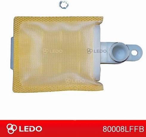 Ledo 80008lffb - Топливный фильтр autodnr.net
