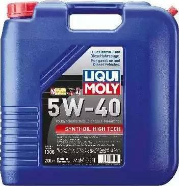 Liqui Moly 1308 - Моторное масло autodnr.net