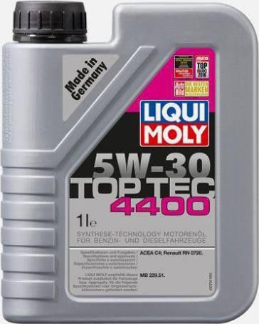 Liqui Moly 2319 - Моторное масло autodnr.net