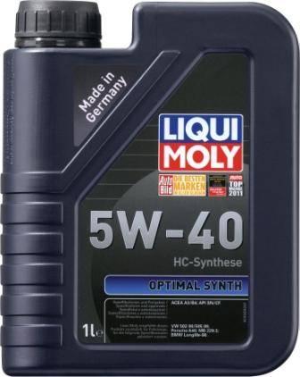 Liqui Moly 3925 - Моторное масло autodnr.net