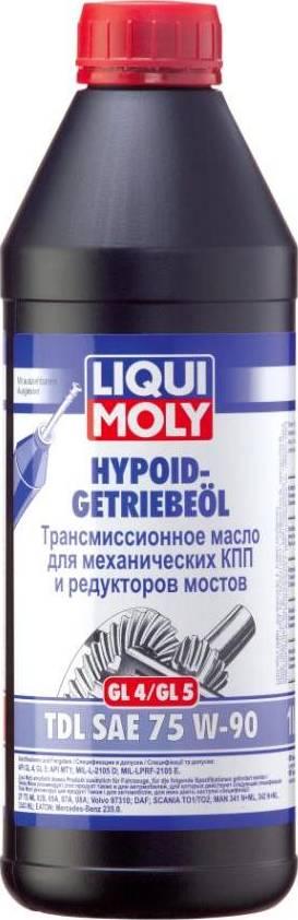 Liqui Moly 3945 - Масло ступенчатой коробки передач autodnr.net