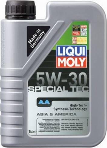 Liqui Moly 7515 - Моторное масло autodnr.net