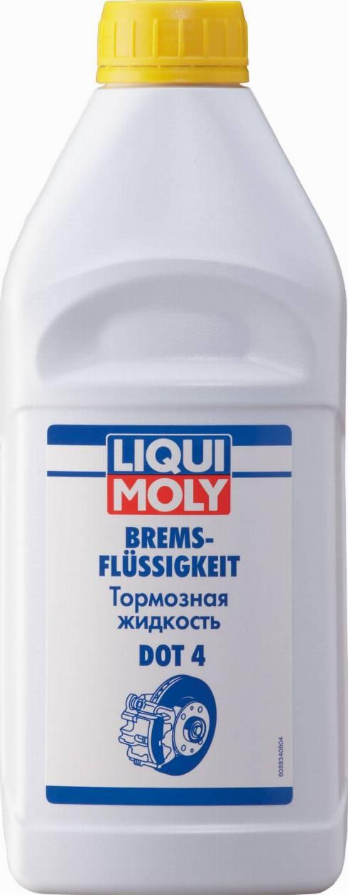Liqui Moly 8834 - Тормозная жидкость autodnr.net
