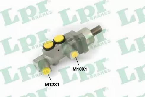 LPR 1063 - Главный тормозной цилиндр car-mod.com