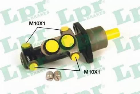 LPR 1156 - Главный тормозной цилиндр autodnr.net